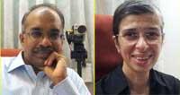 Prasad Shetye & Falguni Khariwala