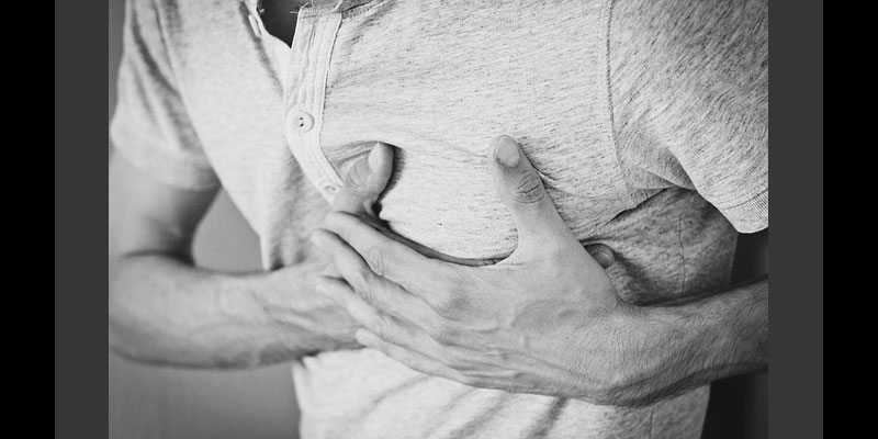 angina pectoris chest pain