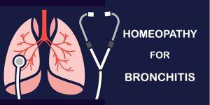 bronchitis homeopathy