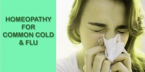 common cold and flu homeopathy treatment