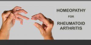 rheumatoid arthritis homeop