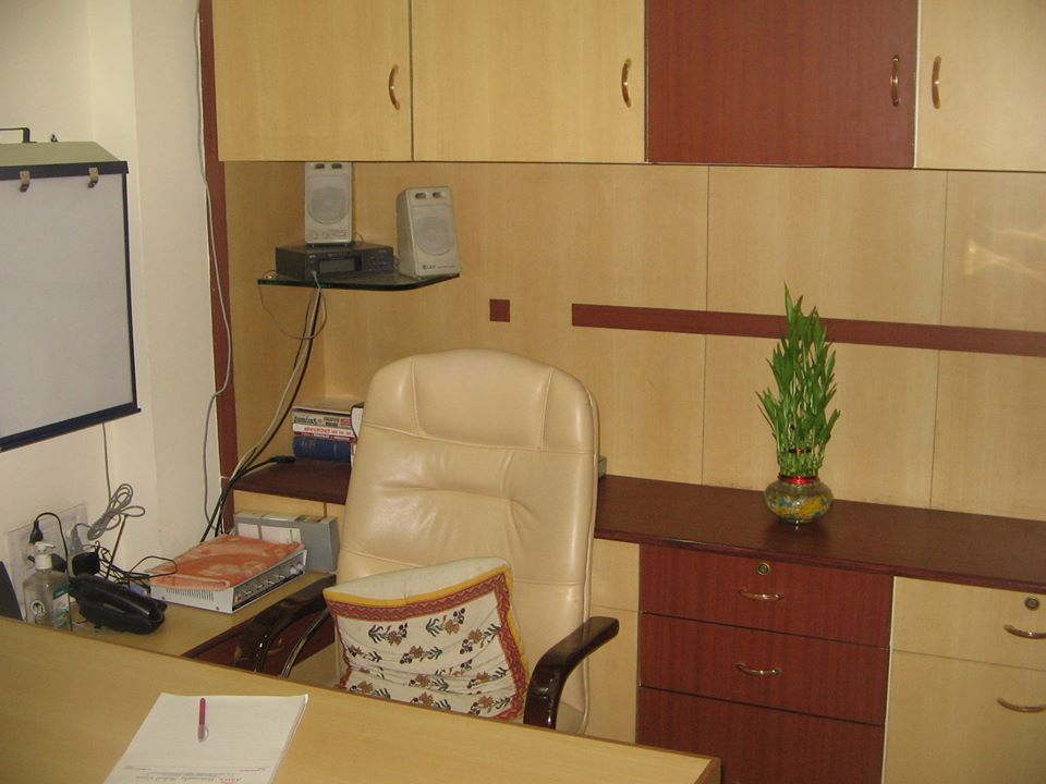 Designing a Homeopathy Clinic - Dr  Manish Bhatia