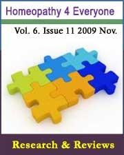 Homeopathy for Everyone November 2009 1