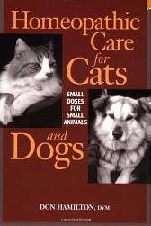 Homeopathic Care for Cats and Dogs 1