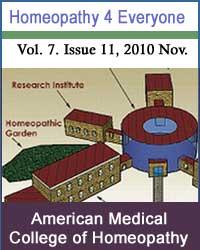 Homeopathy for Everyone November 2010 1