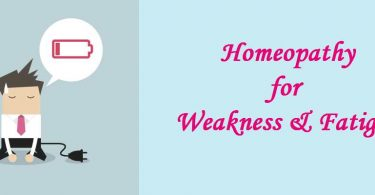 Homeopathic Medicine for Weakness and Fatigue 1