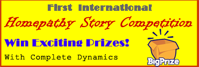 Homeopathy Story Contest