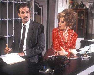 Basil and Sybil