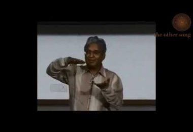 Dr. Rajan Sankaran's Seminar on Sensation Method