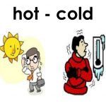 The Role of Warmth, Heat, Hot, Cool, Cold, and Chill in Analyzing The Psyche of the Patient
