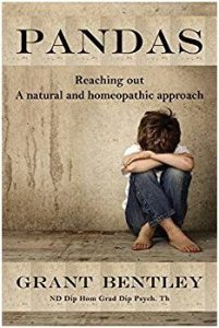 PANDAS - Reaching Out - A Natural and Homeopathic Approach    by Grant Bentley  -  Reviewed by Vatsala Sperling 1