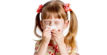 ts  child sneeze allergies rhinitis