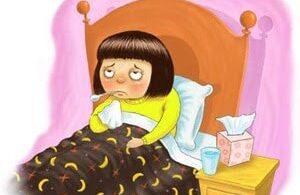 symptoms of flu