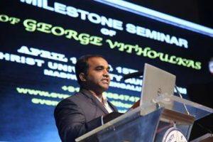 Milestone Seminar Celebrating 50 Years of Teachings of Prof George Vithoulkas 5