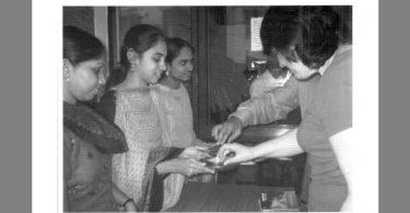 Visiting Dr. A. U. Ramakrishanan's Clinical Practice