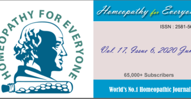 Homeopathy for Everyone June 2020