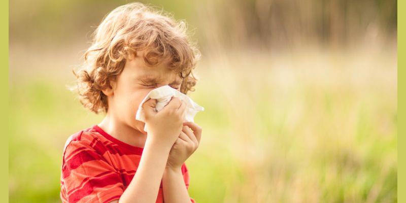 Allergic Rhinitis in a Boy of 14 1